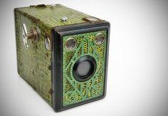 Paris Gap 6x9 Box Camera by Inspiredphotos, via Flickr