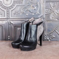 SOPHISTIC - black tejus  #altiebassi #autumn #winter #italianshoes