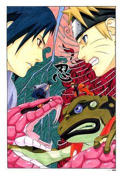 Naruto Uzumaki Art Book 2 - 84