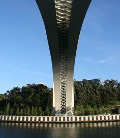 A ponte é uma passagem! ... // Rio Douro. Porto mira-gaia 2008 julho // Fto Olh 01 045 a ponte é uma passagem 20080819 0306