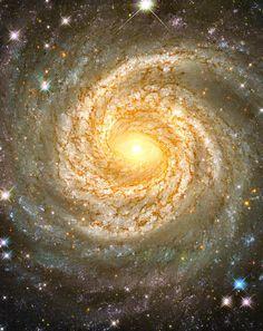 Space. . Snowflake Galactic ..