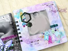 Imaginarium Designs: Mini album by Tatiana Yemelyanenko