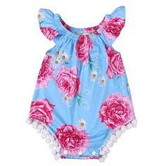 Cheap baby girl floral romper, Buy Quality girls floral romper directly from China newborn baby Suppliers: Cute Newborn Baby Girls Floral Romper Jumpsuit Fly Sleeve Tassel Kids Clothes Outfit Sunsuit Toddler Girl Outfits, Toddler Fashion, Kids Outfits, Kids Fashion, Fall Outfits, Baby Outfits Newborn, Baby Girl Newborn, Baby Girls, Newborn Clothing