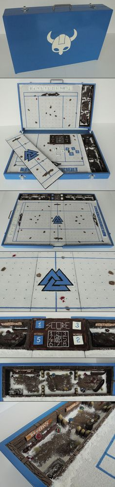 The Internet's largest gallery of painted miniatures, with a large repository of how-to articles on miniature painting Blood Bowl, Cemento Portland, Modeling Techniques, Bowl Game, Geek Things, Norse Vikings, Old Games, Warhammer Fantasy, Mini Things