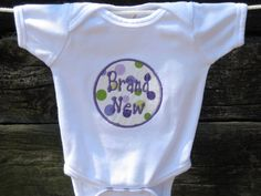 Cute for baby gifts!