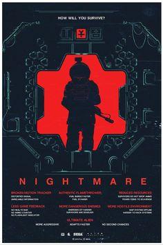 Alien: Isolation Nightmare Mode