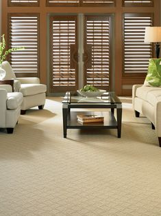 Cheap carpet installation and sales. The Carpet Guys offer cheap carpet and flooring from vinyl, laminate and hardwood at every free in-home estimate. Living Room Flooring, Bedroom Flooring, Rugs In Living Room, Flooring Store, Carpet Flooring, Mohawk Flooring, Wall Carpet, Beige Carpet, Patterned Carpet