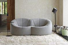 *Pumpkin sofa by Pierre Paulin- Ligne Roset IsaRtfulfairytale Sofa Design, Furniture Design, Garden Furniture, Interior Design, Upholstery Repair, Furniture Upholstery, Upholstery Tacks, Upholstery Cleaner, Furniture Stores