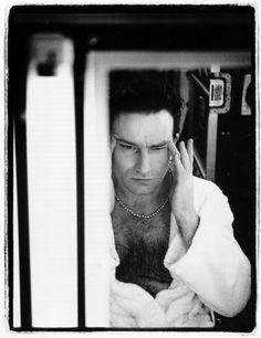 What were you doing, Bono?