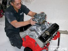 Read all about the low budget upgrades we install as we build up our Chevy 350 small block engine. Only at www.classictrucks.com, the official website for Classic Trucks Magazine!