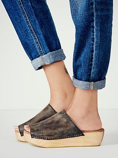 """I""""m going to have to buy these for summer!!   Mare Slip On Clog"""