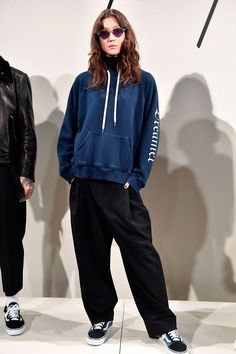 Second Layer presented its Fall/Winter 2016 collection during New York Fashion Week.