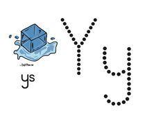 KraftiMama, Free Printables, Afrikaans Alfabet, Y vir Ys Free Preschool, Preschool Worksheets, Preschool Learning, Preschool Activities, Teaching, Alphabet For Kids, Puzzles For Kids, Afrikaans, Infant Activities