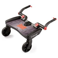 Buggy Board Maxi - Black - compatable with most strollers!