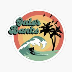 Surf Stickers, Cute Laptop Stickers, Tumblr Stickers, Cool Stickers, Jeep Wrangler Accessories, Cute Shirt Designs, Aesthetic Stickers, Glossier Stickers, Cute Wallpapers
