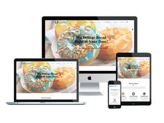LT Donut Joomla Template by @Graphicsauthor