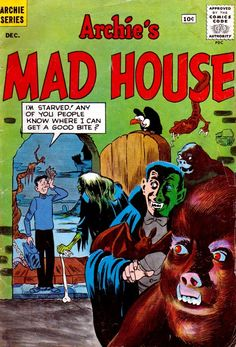 Archie's Mad House #1 (1959)