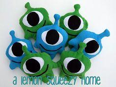 alien softies :)