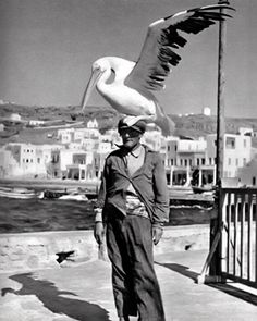 The most famous island of the Aegean and the heart of the Cyclades. Mykonos is not just another Mediterranean destination, but a meeting point of the Mykonos Island, Mykonos Greece, Old Time Photos, Old Pictures, Myconos, Greece Photography, White Photography, Statue Tattoo, Greek Statues