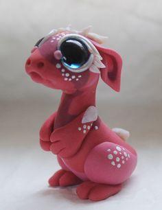 Reserved listing for Anna: Pink Spotted von BittyBiteyOnes auf Etsy
