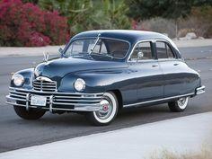 1948 Packard Deluxe Eight Touring Sedan