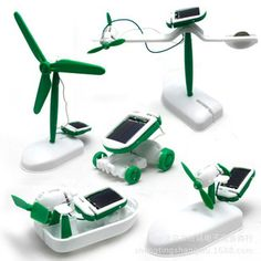 solar power toy