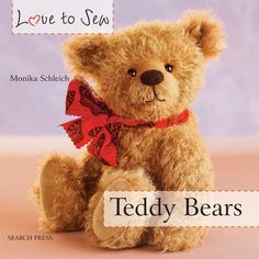 Love to Sew ~ Teddy Bears ~ Book Review ~ Crochet Addict UK ~ Check out Love to #Sew ~ #Teddy #Bears http://www.crochetaddictuk.com/2014/09/love-to-sew-teddy-bears-book-review.html