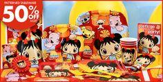 Ni Hao Kai Lan Party Supplies - Ni Hao Kai Lan Birthday-Party City