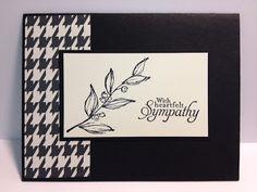 Beautiful card from My Creative Corner!