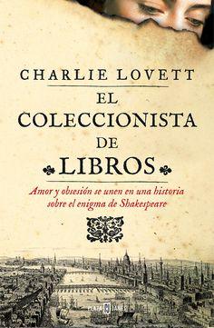 El coleccionista de libros de Charlie Lovett