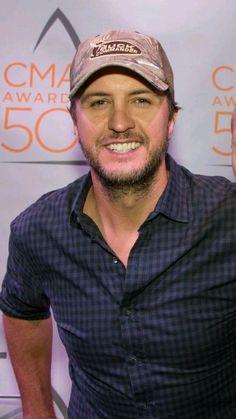 Luke Bryan - 50 CMA Awards