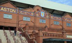 The Chinese businessman Tony Xiantong Xia may use his Lotus Health company to rebrand Villa Park Premier League Teams, British Football, Villa Park, Aston Villa, Lotus, Street View, Mansions, Architecture, House Styles