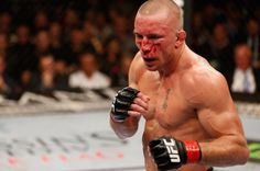 "Former #UFC champion Georges St-Pierre cites his reason for leaving the ufc the 1st time.  He stated: ""When I left it was not because of damage [to my body] it was more anxiety nervousness I couldnt sleep well. I kept thinking it was claustrophobic just too much pressure When I was fighting at welterweight every time I finish a fight it was a guy and another guy. The division was the most stuck St. Pierre said. It was crazy I had killers one after the other boom boom boom and I couldnt…"