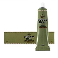 Claus Porto Musgo Real Lime Basil Shave Cream 3.4oz Review