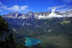 Lago di Tovel, Tuenno, Val di Non (TN)    foto di maria teresa mosna