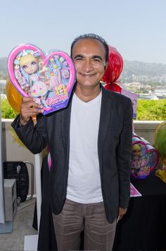 Shoutouts to the all the great dads out there like Iqbal Theba, (Principal Figgins from Glee). Today's all about you guys :] Have an awesome Father's Day!