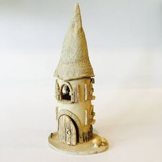 Fairy House, Fairy Castle, Fairy Garden, Fairy Garden House, Fairy Garden Castle, Garden Ornament, Garden Fairy House, Garden Fairy Castle by RJPotteryshop on Etsy https://www.etsy.com/uk/listing/526949681/fairy-house-fairy-castle-fairy-garden