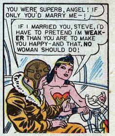 Wonder Woman ain't having it.