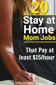 Online jobs to work from home can be a lifesaver when you need to be home. When you can work at home and still be there for your family it's such a relief. I was able to earn money from home using three of these jobs and you can too! #workathome #workfromhome #onlinejobs #commoncentshub #sahm #earningmoney. Earn Money From Home, Way To Make Money, Money Fast, Stay At Home Mom, Work From Home Moms, Companies Hiring, Jobs Hiring, Work From Home Companies, Legitimate Work From Home