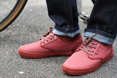 These red shoes are yummy! I want them!