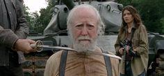 Herhsel'a yazık ettin be The Walking Dead!