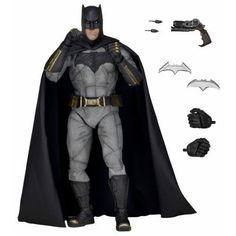 Batman v Superman Dawn of Justice Movie 1/4 Scale Batfleck Batman Action Figure #NECA