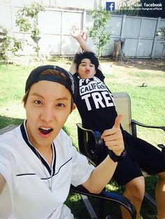 [Picture/FB] 22nd Hopeful Hope's day 2015 [150218] #HappyHopeDay #홉이생일ㅊㅋ | btsdiary