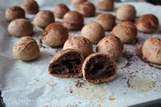Gluten free chocolate mochi bread 6