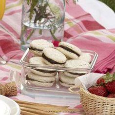 Pistachio Chocolate Macarons Recipe