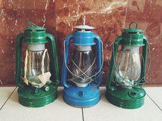 """3 лампы - """"летучие мыши"""". Высота 29 см, диам 10."""