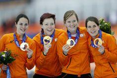 LIVE Sotsji: mannen én vrouwen winnen goud, Wüst onze beste olympiër ooit - nrc.nl