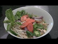 Baiga'99 Spicy Chicken Pho Recipe : Asian Soup Recipes