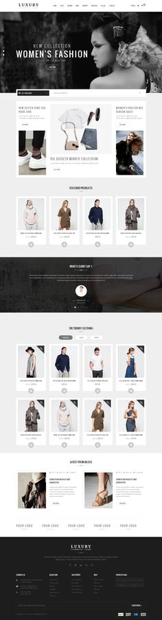 Luxury - Responsive Virtuemart Theme by dasinfomedia | ThemeForest