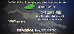 L'INDIPENDENZA DI SAN MARCO: SONDAGGI DEMOPOLIS, OTTO E MEZZO! NEL VENETO NON C...